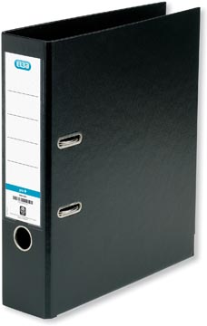 Elba ordner Smart Pro+, zwart, rug van 8 cm