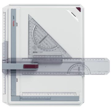 rotring tekenplaat Rapid ft 21 x 29,7 cm (A4)