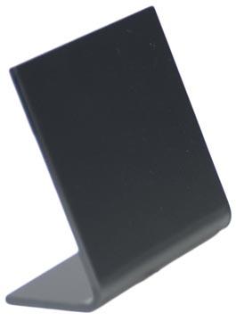 Securit tafelkrijtbord L-vormig ft A8, 5 stuks