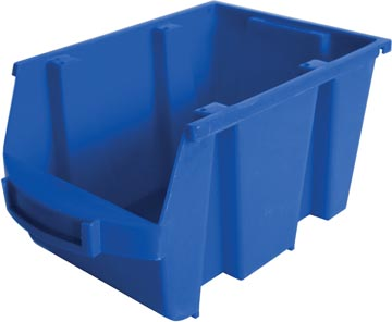 Viso magazijnbak 4 liter, blauw