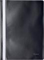 Pergamy snelhechtmap, ft A4, PP, pak van 25 stuks, zwart